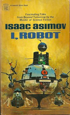 Image result for isaac asimov books