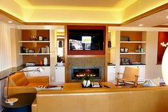 Common Areas at the heart - Sarah Susanka's Not So Big House in Libertyville