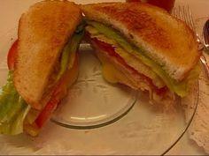 Betty's Turkey Brie Apricot Sandwich