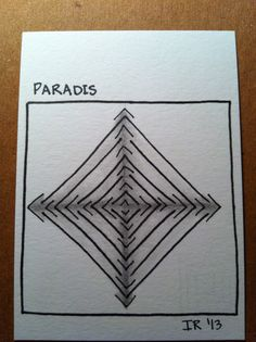 Paradis- my own design. I based it on a succulent plant.