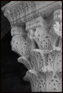 Arles Le cloitre de Saint Trophime