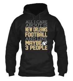 Care – New Orleans Football | Social Style Clothing