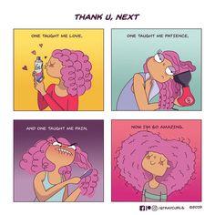 Angela Mary Vaz ( Thank you next (Curly hair comics) Curly Hair Jokes, Curly Hair Problems, Curly Hair Tips, Curly Hair Styles, Natural Hair Styles, Natural Curls, Natural Hair Problems, Natural Baby, Natural Hair Memes
