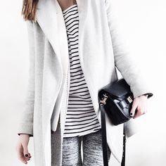 casual weekend layers
