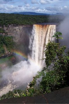 Kaieteur Falls, Guyana
