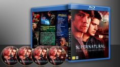 Supernatural - Terceira Temporada - Completa (Blu-Ray) - Capa | VITRINE…