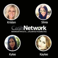 Meet our hardworking, here to help, Affiliate Relations team.