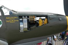 P-39Q Airacobra weapons bay - Bell P-39 Airacobra - Wikipedia, Notice the cannon…