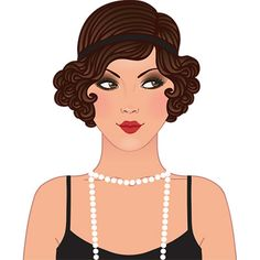 You Should Have 1920s Hair. - You have a style that's sophisticated, old fashioned, but also a lot of fun. You would have roared in the 1920s. You are always chic and appropriately dressed, but you have some fun with your outfits. You have an artistic flair. You have the confidence to pull of a sculpted and short 1920s hairstyle. And you would love jazzing it up with the right accessories. You have a subtly arty look, but you don't go overboard with avant-garde or surreal style ....