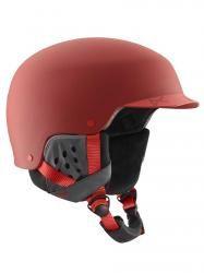 Anon Blitz Snow Helmet blaze red