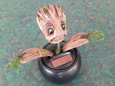 Hey, I found this really awesome Etsy listing at https://www.etsy.com/listing/199266923/solar-powered-dancing-baby-groot