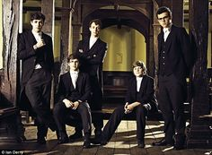 Eton's class act - how the renowned school is turning out a new generation of…