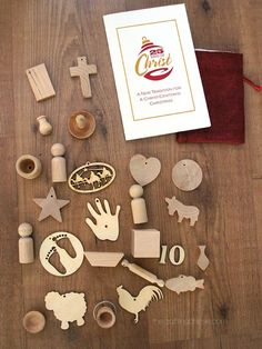 25 Days of Christ - A new tradition for a Christ-Centered Christmas