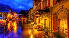 Coffee Break Switzerland Zermatt Cafes City Tables Street Cafe