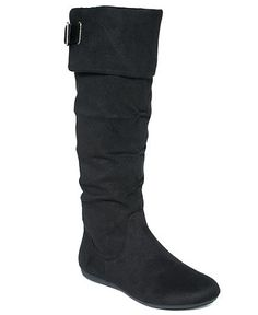 Rampage boots in Black at Macy's