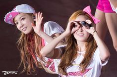 taeyeon and jessica