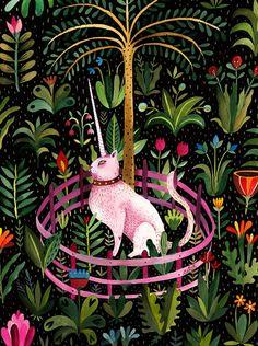 Legends & Folklore inspiration by Romanian illustrator Aitch