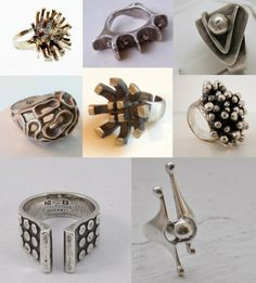 Jenn Ski: Modernist Jewelry