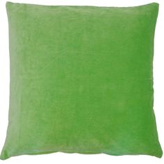 Jiti Bright and Fresh Cotton Throw Pillow featuring and polyvore,