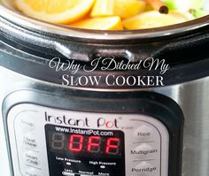 Pressure Cooking: Why I Ditched My Slow Cooker