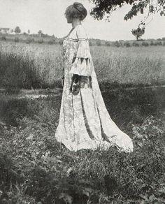 Gustav Klimt costume design
