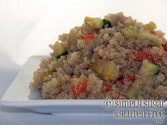 zucchini quinoa