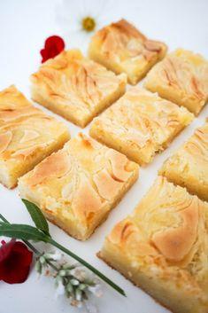 No Bake Slices, Chocolat Cake, Cookie Cake Pie, Blondie Brownies, Fika, Lemon Curd, Blondies, Chocolate Recipes, Bakery