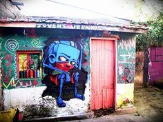 Ignoto on the streets of São Paulo, Brazil -- http://facebook.com/streetart101