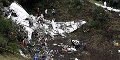 Black boxes found from #Brazilian football team plane crash