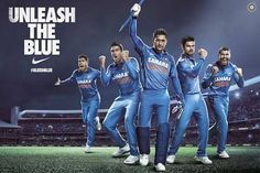 Team India's new kit unveiled on Twitter. Pacer Umesh Yadav and spinners Ravichandran Ashwin and Ravindra Jadeja share first pics of new jersey.