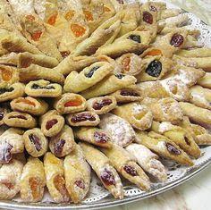 A Traditional Polish Kołaczki Cookie Recipe: Polish Kolaczki