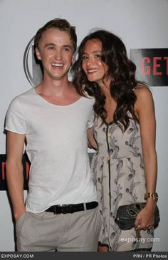 Tom Felton, Jade Gordon