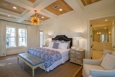 Master Bedroom Coffered Ceiling. Master Bedroom Coffered Ceiling. #MasterBedroom #CofferedCeiling #MasterBedroomCofferedCeiling master-bedroom-coffered-ceiling Geoff Chick & Associates