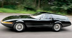 Ferrari-Panther Daytona 365 GTB/4 Daytona Shooting Brake by Luigi Chinetti
