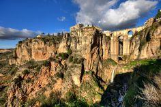 Puente Nuevo, Ronda, España
