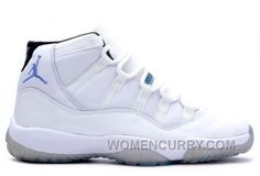 Mens Air Jordan 11 Retro White-Black Columbia Blue For Sale Cheap To Buy  A54MrH6 dfbf341f5