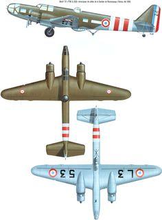 Bloch MB.131/MB.134 | France | SRI (Section de remorquage d'Istres) | MB.131 RB4 | N98 (L-353)