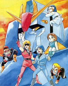 Old anime, mostly from the Strike zone is Features: Anime Primer Anime Primer Outside Links & Resources Tag Search: By Artist By Series art popular gifs scans Zeta Gundam, Sci Fi Armor, Gundam Art, Mecha Anime, Robot Design, Freedom Fighters, Mobile Suit, Hero, Fan Art