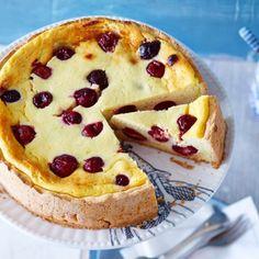 Cheesecake met kersen | Weight Watchers Netherlands