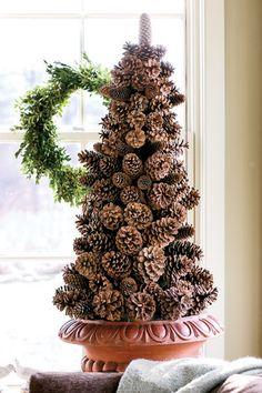 Pinecone Tree