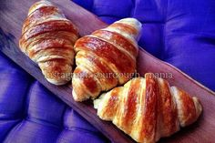100% sourdough croissants (commercial yeast free) recipe on Food52