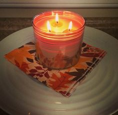Here's a quick and easy way to add comfort in your home. Just light a candle! Candles aren't just romantic, they are calming and welcoming. If I know my husband will arrive home late in…