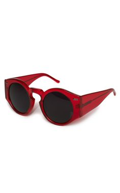 Opening Ceremony Fall'12Blood Red Aviator Sunglasses Oh yes, love these!