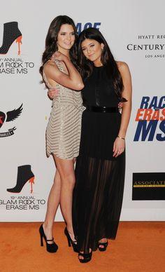 Kendall jenners nude dress. Love!