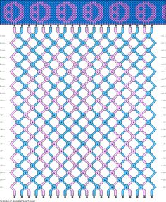 This site is awesome! They have over patterns for bracelets! Gonna keep me so busy :D Friendship Crafts, Friendship Bracelet Patterns, Friendship Bracelets, Friend Bracelets, Alpha Patterns, Macrame Bracelets, Colorful Bracelets, Craft Projects, Craft Ideas