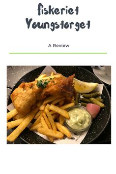 Read my review of Norwegian Fish and Chips