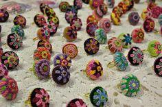 Gli anelli di Luisa De Santi