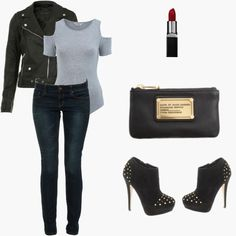 A perfect outfit for going out with the girls! Styled by Aries on WiShi.me (where friends style friends for upcoming events) Follow our styling boards for all the inspiration you need for any event!