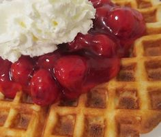 Basic waffle recipe (as well as some of my other favorite breakfast-for-dinner recipes)