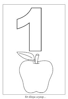 10 En Iyi 1 Sayısı Görüntüsü 1 Year Early Education Ve Kindergarten